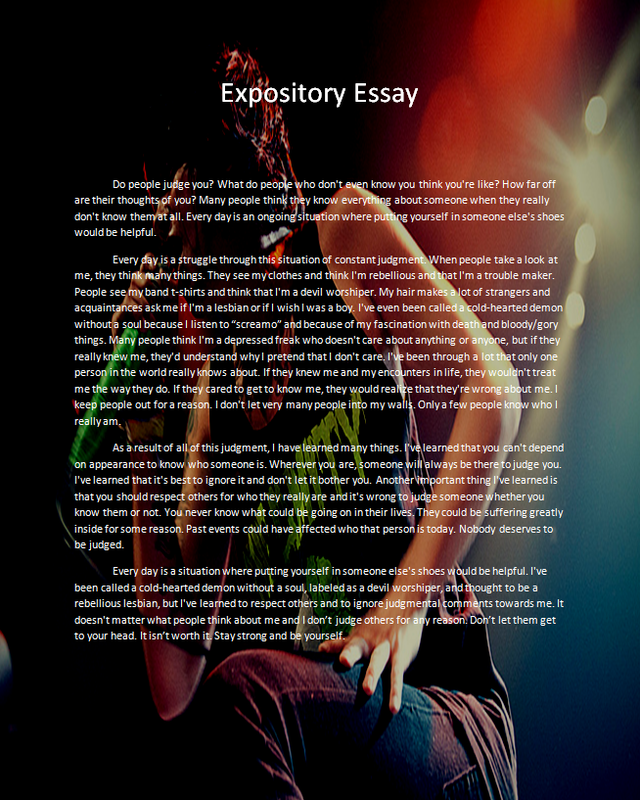expository essay maker Introductory paragraphs for expository essays - duration: 7:04 david hunter 17,314 views 7:04 explanatory essay writing - duration: 11:56.